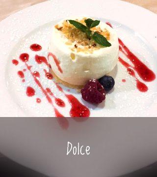 Dolce, Nachtisch, Dessert - Restaurant Pizzeria Vecchia Stazione Escheburg