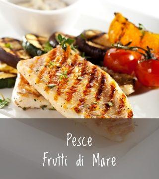 Pesce, Frutti di Mare, Fisch, Meeresfrüchte - Restaurant Pizzeria Vecchia Stazione Escheburg